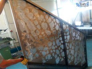 Fabrică - Dragă, nu uita de balustradă!!! www.craftex.ro