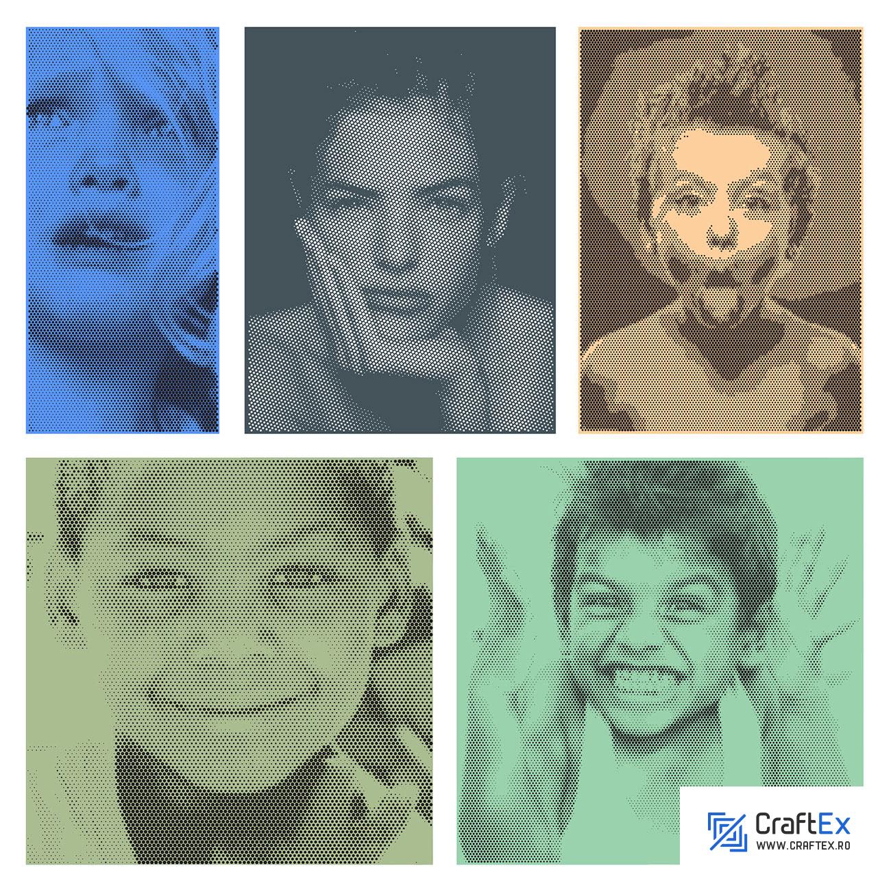 www.craftex.ro - Portrete