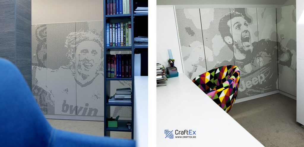 www.craftex.ro Flavius si Luca - Spatiu de depozitare / vestiar/ perforatii 1